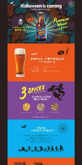PUMKIN WHEAT with 3SPICES